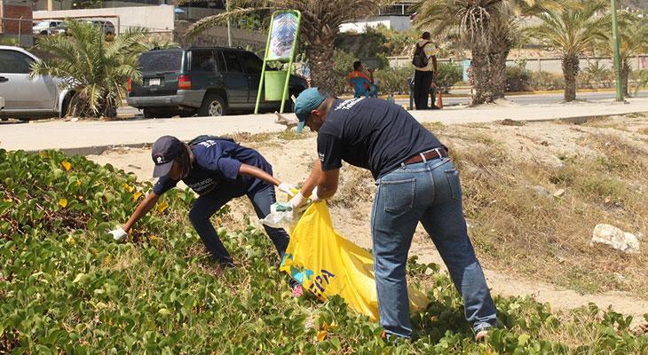 Actualmente en Venezuela contamos con más de 2.400 Voluntarios Telefónica activos.