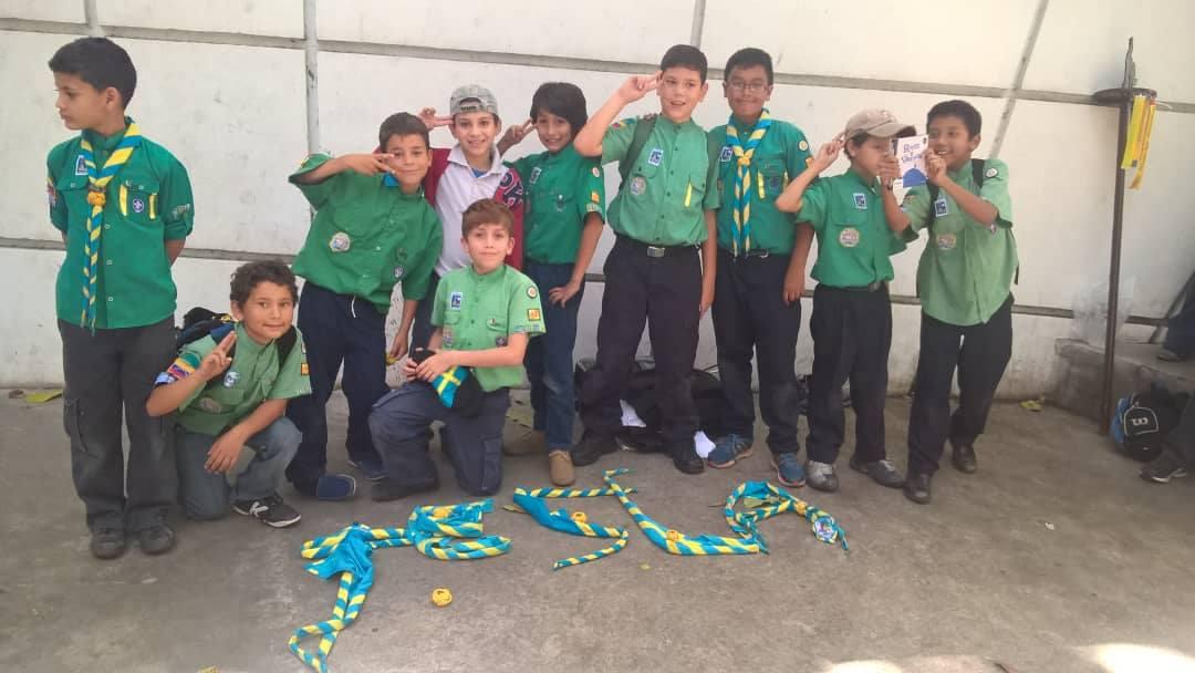 """Los Scouts Venezuela visitan la exposición """"Nikola Tesla: Inventor del siglo XXI"""""""