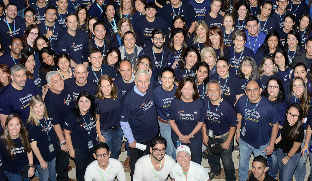 Una vez más activamos nuestro ADN solidario y contribuimos con 500 niños del Colegio San José del Ávila