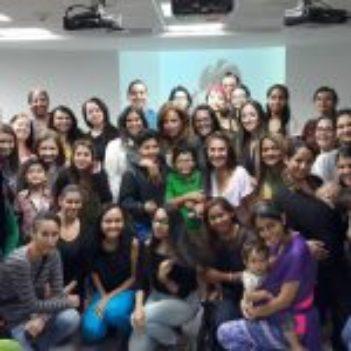 La Semana de la Mujer Venezolana llegó a la MSDM