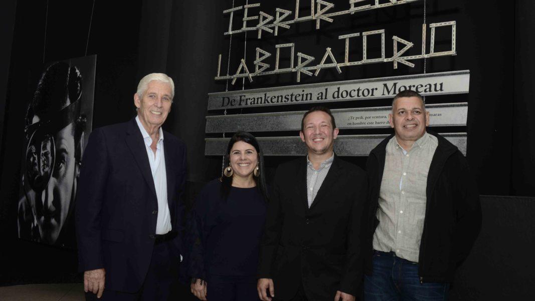 Fundación Telefónica revive a Frankenstein en el Museo de Ciencias