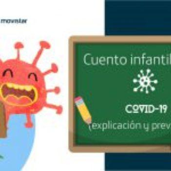 ¡Hola! soy el Coronavirus videocuento