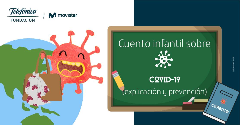 ¡Hola! Soy el Coronavirus