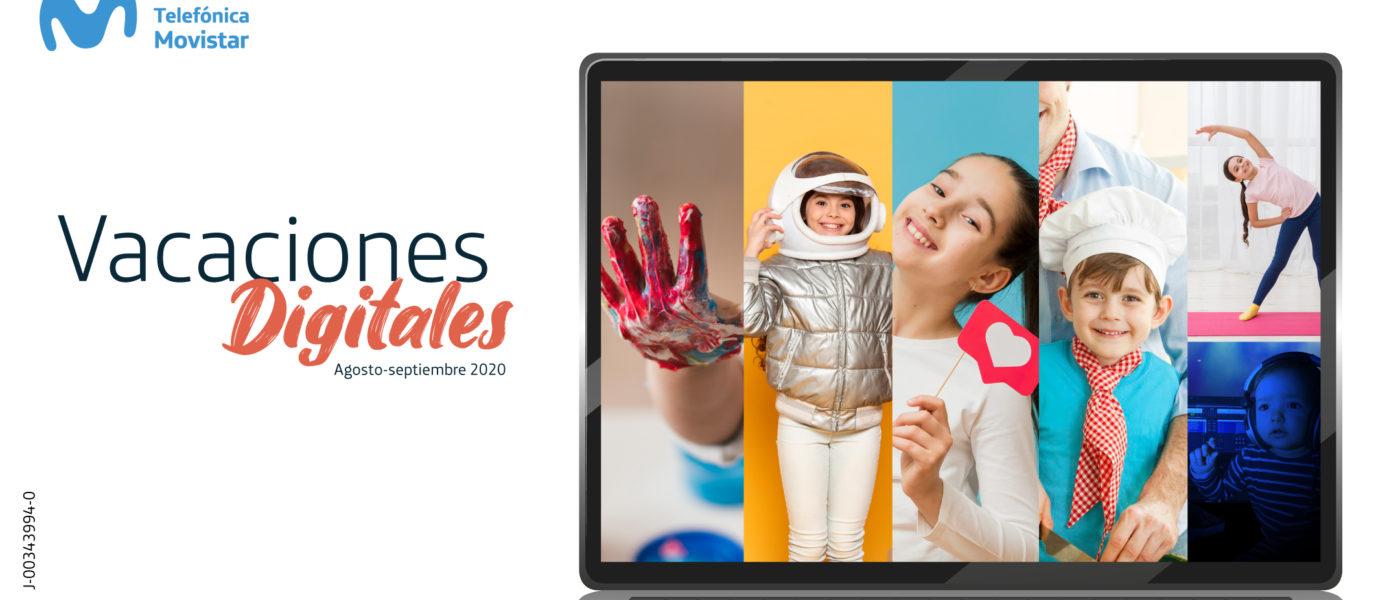 Vacaciones Digitales 2020