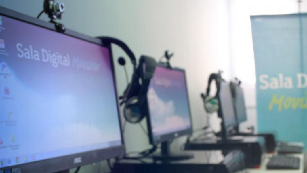 Salas Digitales Movistar